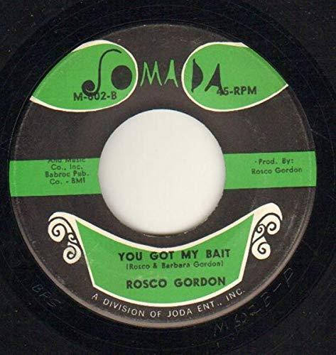 Rosco Single (Jessie James / You Got My Bait [Vinyl Single 7''])
