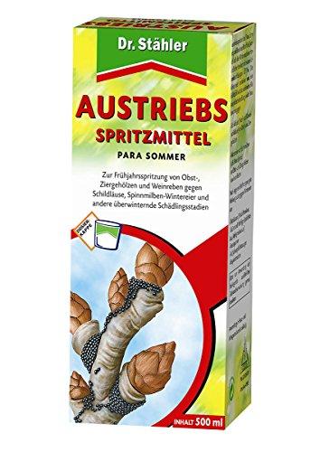 Dr. Stähler Austriebs-Spritzmittel para Sommer 500ml Konzentrat