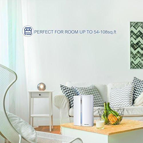homasy luftentfeuchter raumentfeuchter dehumidifier. Black Bedroom Furniture Sets. Home Design Ideas