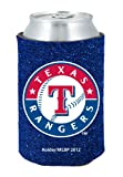 Texas Rangers Glitter Kolder Kaddy Can Holder