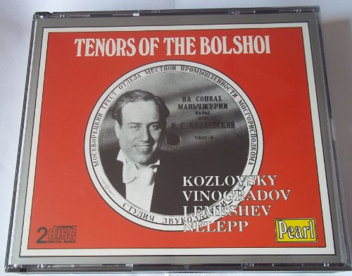Tenors of the Bolshoi [Import anglais]