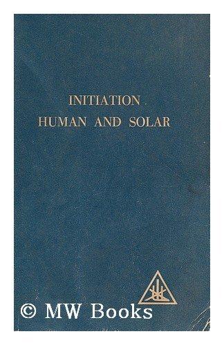 Initiation Human & Solar
