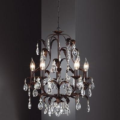 Honsel Leuchten Krone Modena Deckenleuchte 18885 von Honsel Leuchten auf Lampenhans.de