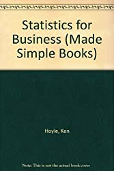 Statistics for Business (Made Simple Books)