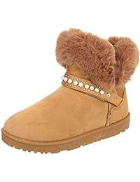 Zapatos para mujer Botas Plano Classic Botines Ital-Design
