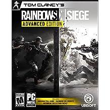 Tom Clancy's Rainbow Six Siege - Advanced Edition [Code Jeu PC - Uplay]