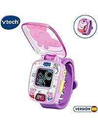 VTech Reloj Peppa Pig Morado, color (3480-526022)
