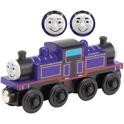 Thomas la serie ferroviario curva di apprendimento di legno Tank Engine Mighty Mac 99.032 (japan import)