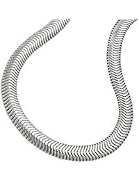 Schlangenkette  Suchergebnis auf Amazon.de für: schlangenkette flach: Schmuck