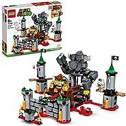LEGO 71369 Super Mario Striden mot slottsbossen Bowser – Expansionsset Byggsats, Leksak för Barn 6+