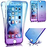 MOMDAD Souple Coque iPhone 6 6S Transparente Etui iPhone 6 6S TPU Silicone Coque iPhone 6 6S transparent Soft Gel TPU pour iPhone 6 6S 4.7 Pouces Absorption des chocs TPU Bumper Protection Coque Extrêmement Mince Souple et Flexible Hull Peau Transparente Shock-Absorption Bumper et Anti-Scratch Effacer Back Case Cover Coque