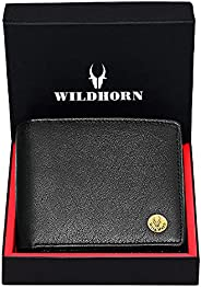 Wildhorn Genuine Leather Hand-Crafted Wallet for Men&#