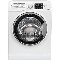 Bauknecht WM Sense 8G42PS Waschmaschine Frontlader / A+++ -20% / 1400 UpM / langlebiger Motor / Nachlegefunktion / Wasserschutz / weiß