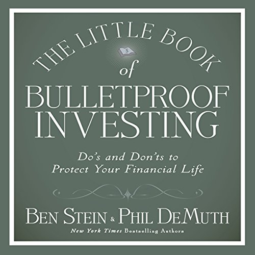 The Little Book of Bulletproof Investing  Audiolibri