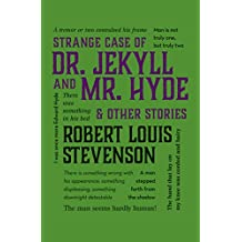 The Strange Case of Dr. Jekyll and Mr. Hyde & Other Stories (Word Cloud Classics)