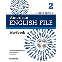 American English File 2: Workbook with iChecker 2nd Edition (American English File Second Edition)