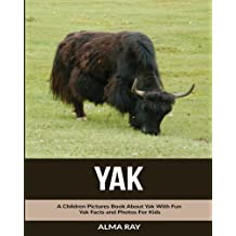Yak: A Children Pictures Book About Yak With Fun Yak Facts and Photos For Kids