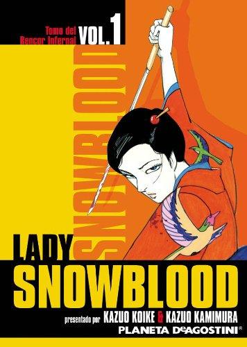 Descargar Libro Lady Snowblood nº 01/02 de Kazuo Koike