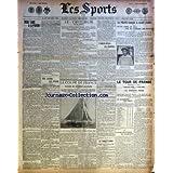 SPORTS (LES) [No 589] du 12/07/1906 - LA PELOTE BASQUE A SAINT-JAMES - LE TOUR DE FRANCE - LA COUPE DE FRANCE - LA TARGA FLORIO - LE CRITERIUM