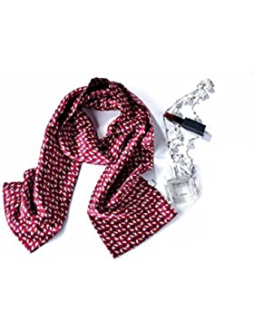 Gexing Señora Decoración Pequeños Pañuelos Turbantes Pañuelos Corbatas