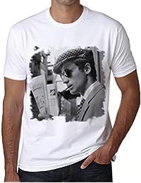 Jean Paul Belmondo, t shirt homme, t shirt pour homme, cadeau homme