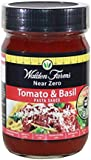 Walden Farms Calorie Free Pasta Sauce Tomato and Basil 340 g