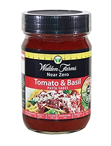 Walden Farms Near Zero Tomato and Basil Pasta Sauce