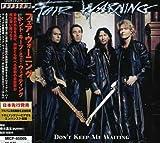 Fair Warning: Don't Keep Me Waiting (Audio CD)