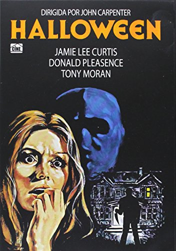 Halloween - John Carpenter - Jamie Lee Curtis