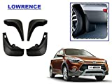 #4: Premium Quality Car O.E Type Mud Flaps For -Hyundai I20 Active (By Lowrence)