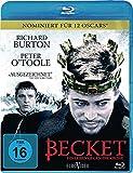 Becket - Ein Leben gegen die Krone [Blu-ray] - Richard Burton, Peter O'Toole, John Gielgud, Geoffrey Unsworth