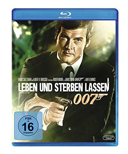 James Bond - Leben und sterben lassen [Blu-ray] (Homicide-der Film)