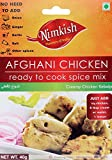 #4: Nimkish Afghani Chicken Masala, 40g