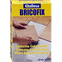 Quilosa T019844 Bricofix Cemento Cola Blanco