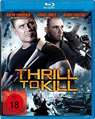 Thrill To Kill (Ambushed) & Triple Crossfire (Caught In The Crossfire) - Blu-ray