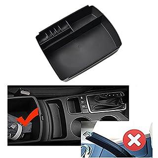 AUTOMAN Mittelkonsole Armlehne Aufbewahrungsbox Handschuh Box Organizer Automatikgetriebe nur verwenden (Automatische Übertragung Aufbewahrungskiste).