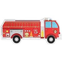 24 Piece Jumbo Fire Engine Floor Puzzle by Imagination Generation by Imagination Generation - Peluches y Puzzles precios baratos