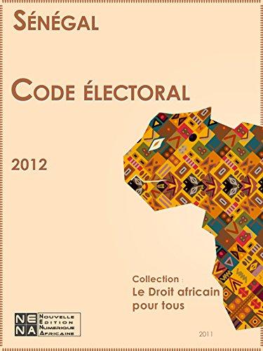 Sénégal - Code électoral