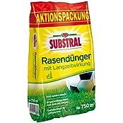 Substral  Rasen-Dünger m. Langzeitwirkung 750 m² - 15 kg