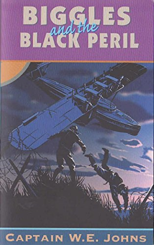 Biggles And The Black Peril (Red Fox older fiction)