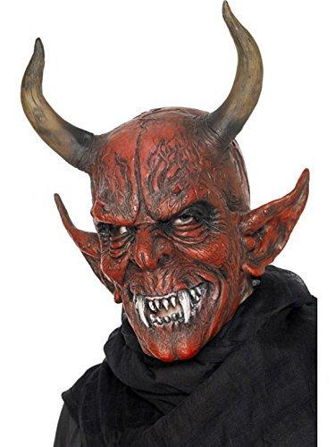 Red Devil Mask Fasching Erwachsene