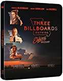 Three Billboards Outside Ebbing Steelbook Missouri (Three Billboards Outside Ebbing,Missouri Steelbook) Uk Exclusive Limited Edition Steelbook Blu-ray Region Free