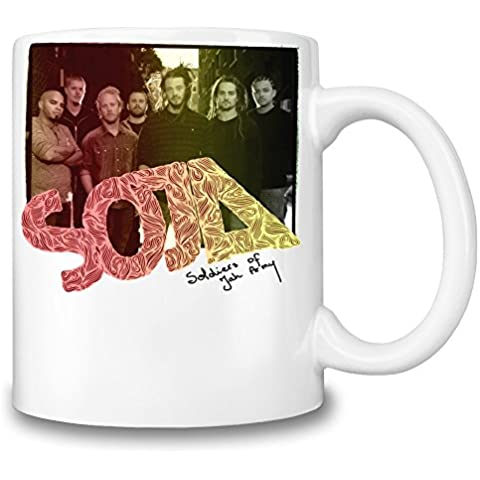 SOJA Soldiers Of Jah Army Mug Cup