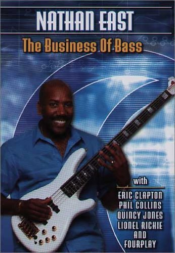 Nathan East - The Business Of Bass [2004] [UK Import] Business-hals