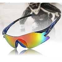 Calli Vélo polarisées UV Polaroid Lunettes de soleil Lunettes de soleil