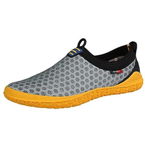 WALK-LEADER , Chaussures aquatiques pour homme - gris - gris,
