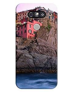 FurnishFantasy 3D Printed Designer Back Case Cover for LG G5