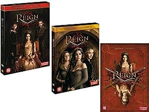 Reign - Saison 1 + 2 + 3