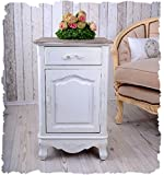 Rustikaler Schrank, Schränkchen, Nachttisch, Tisch, Konsole aus Holz im zeitlosen Landhausstil, hochwertige Verarbeitung - Palazzo Exclusive