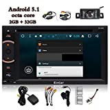 Android 5.1 Auto-Stereo-CD-DVD-Player-Eincar im Schlag-Auto-Radio MP3-MP5-Navigationssystem mit 6,2